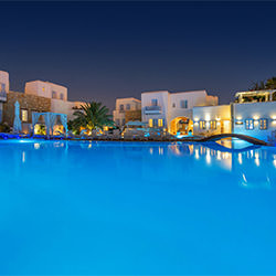 Chora Resort & Spa Folegandros - Exterior View