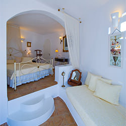 Chora Resort & Spa Folegandros - Interior View